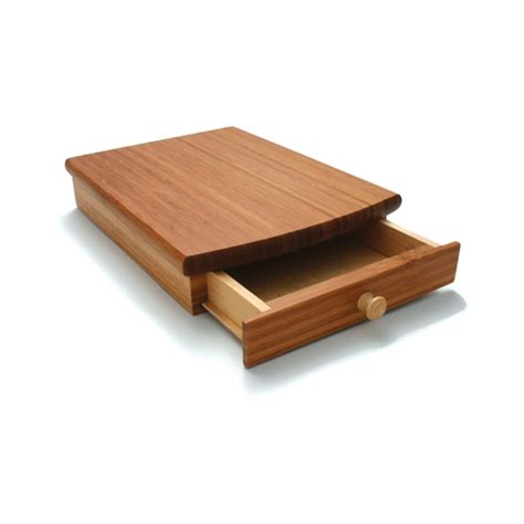 Cutting Board With Drawer by Who Can Suggest Clever Ways To Store Flatware