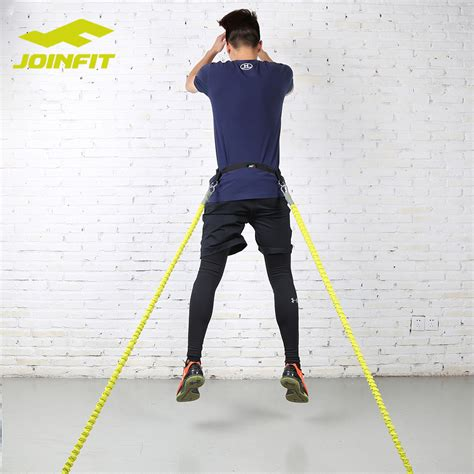 Set Jump vertical jumping trainer jump resistance bands set