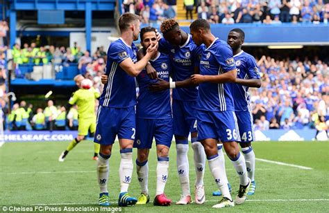 Chelsea Years chelsea in on 163 60m a year kit deal with nike daily