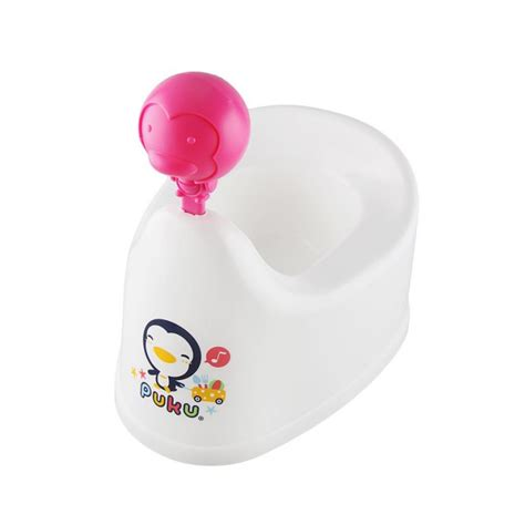 Baby And Portable Potty Seat Trainer Tempat Pipis Travel potty puku potty seat puku potty pispot puku