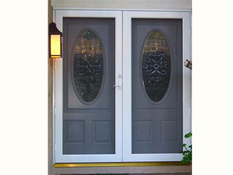 How To Choose A Screen Door Todays Entry Doors Screen Doors For Front Door