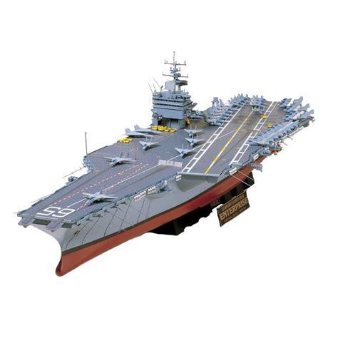 nave portaerei tamiya 78007 nave portaerei u s enterprise 1 350