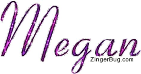 coloring pages of the name megan pink glitter letters