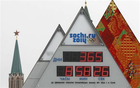 Umano Vero Original 2013 02 a 1 ano de sochi gastos recordes na r 250 ssia e f 244 lego