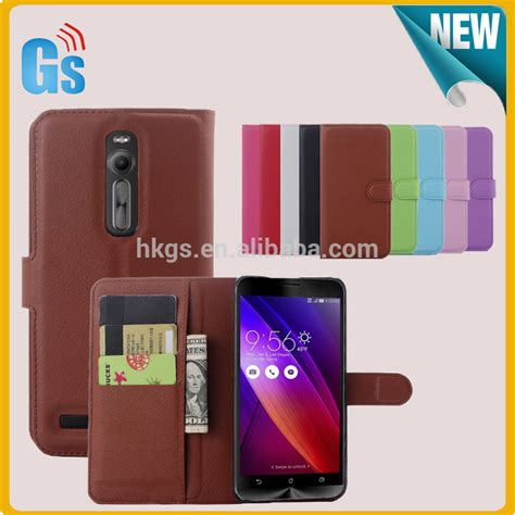 Mgflipcoverflip Cover Leather High Quality Asus Zenfone 6 leather flip cover for asus zenfone 2 ze550ml ze551ml
