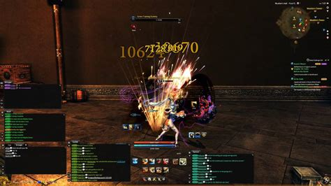 Hm Stage blade soul damage test legendary stage 3 hm skill