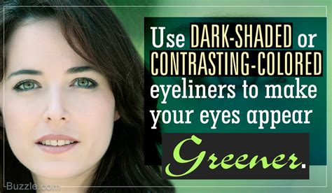 what color eyeliner for green choose the best eyeliner color for green and look