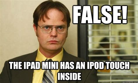 False Meme - fact it 39 s your birthday dwight meme memes
