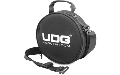 Udg Digi Headphone Bag Pink udg ultimate rmx 1000 neoprene sleeve u9969bl