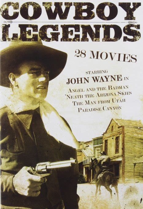 cowboy film collection cowboy legends 6 dvd set