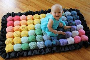Rag Rug Tutorial No Sew Bubble Quilt Puff Blanket Biscuit Quilt Awaiting Ada