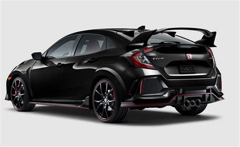 honda civic 2017 type r shingle springs honda 2017 honda civic type r overview