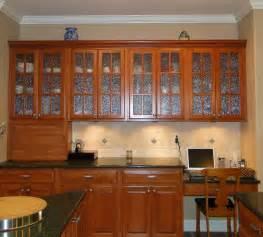 Kitchen Cabinet Door Glass Specialty Glass Kitchen Cabinet Door Home Interior