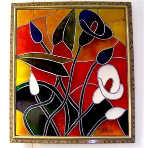 glass painting templates patterns painting design stained glass