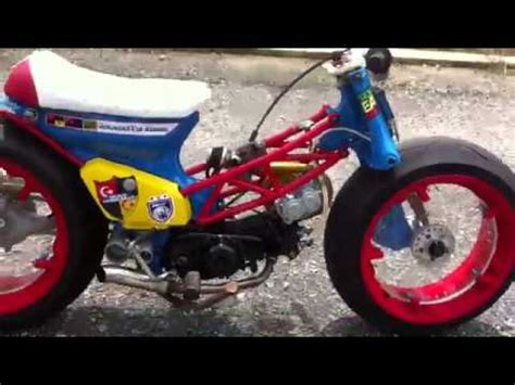 Headl Streetcub Bulat cub bitches with zongsheng engine funnydog tv