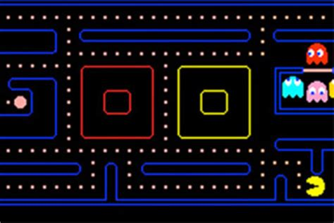 pacman doodle logo pac doodle cost 120m in lost productivity