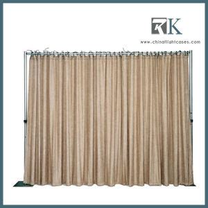 discount pipe and drape wholesale pipe and drape for wedding decoration