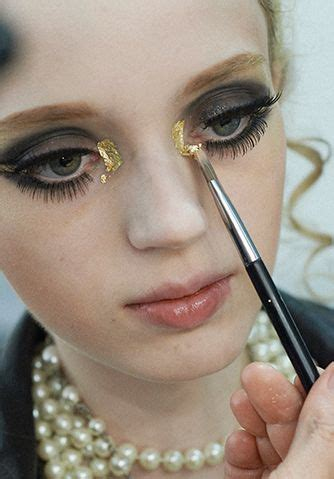 Chanel Lipstick Dubai 19 best catwalk striking makeup images on makeup make up and hair makeup