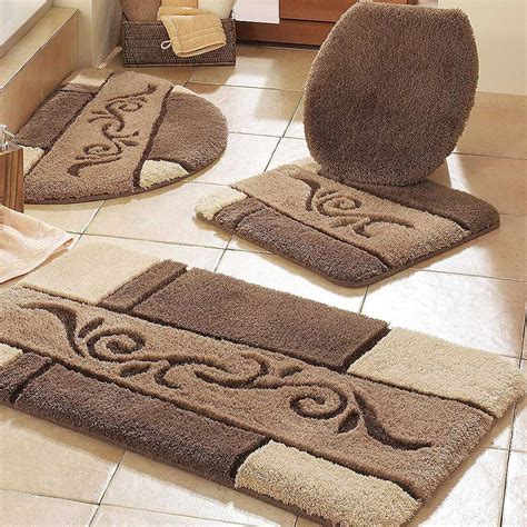 Brown Bathroom Rug Sets Bathroom Rugs Best Images Collections Hd For Gadget Windows Mac Android