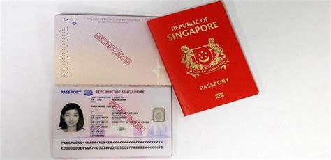 membuat paspor ke singapura paspor singapura paling aman dan kuat di dunia ini