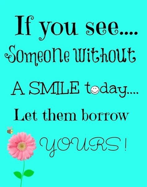 free printable happy quotes smile be happy free printable quotes and sayings pinterest