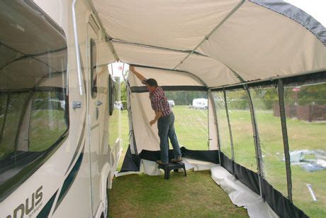 Motorhome Awning Reviews by 1000 Images About Caravan And Rv Awnings On