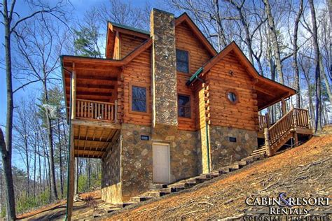 Colonial Cabins In Pigeon Forge by Oh Smoky Mountain Dreams Cabin Resort Rentals