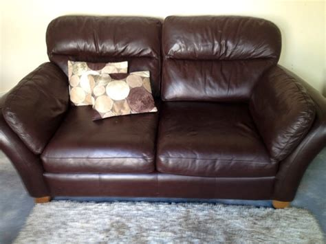 3 2 Seater Italian Leather Sofa For Sale In Kilnamanagh Italian Leather Sofas For Sale