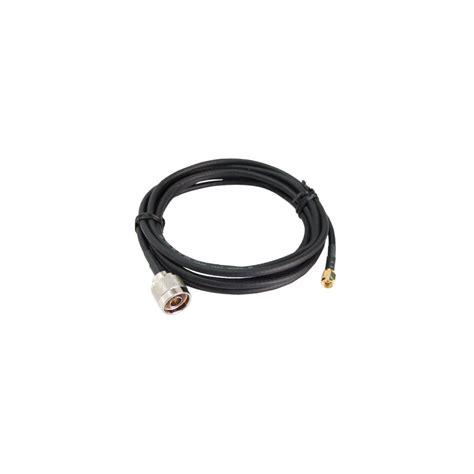 Kabel Pigtail N To Sma 1meter 0 5m wlan antennenkabel kabel rp sma auf n 0 5 meter hdf 200 9