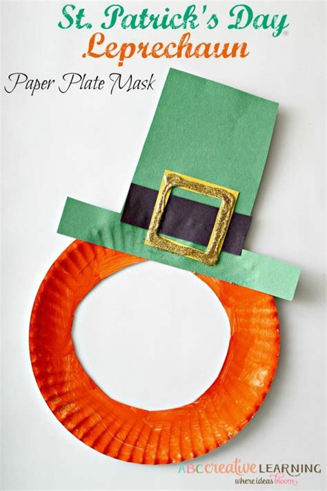 st patricks day kid crafts 8 st s day crafts for