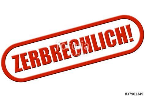 Achtung Zerbrechlich Aufkleber Post by Quot Stempel Rot Rel Zerbrechlich Quot Stockfotos Und Lizenzfreie