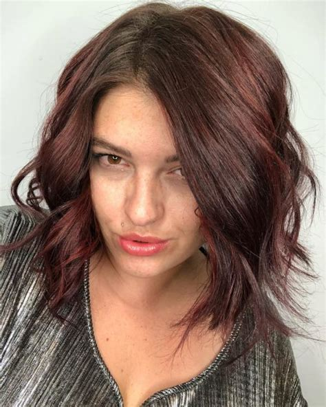 cocoa brown hair color 40 chocolate brown hair color ideas of 2019