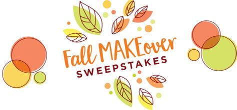 Makeover Sweepstakes - michaels fall makeover sweepstakes win 500 in decor and a 1 000 gift card