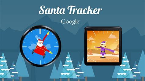 Google has today updated its santa tracker app for android on play