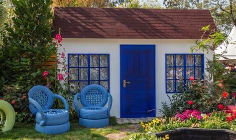 arredamento riciclato fai da te arredo giardino 3 idee fai da te originali di riciclo