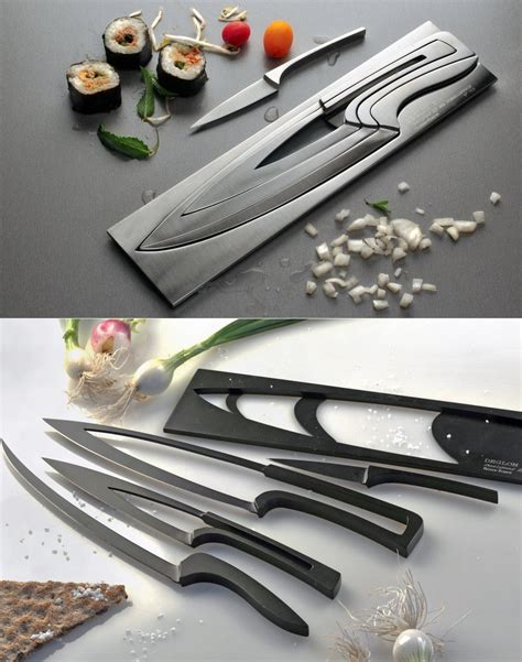 nesting kitchen knives 40 unique designer knives for your home