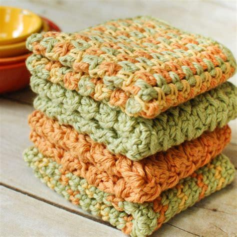 crochet projects crochet dishcloths 4 and easy crochet dishcloth