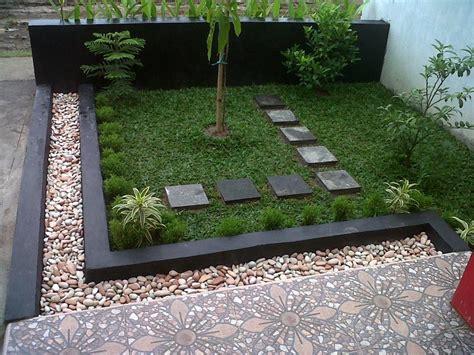 10 desain gambar taman rumah cantik modern sederhana dan minimalis desain unik rumah minimalis