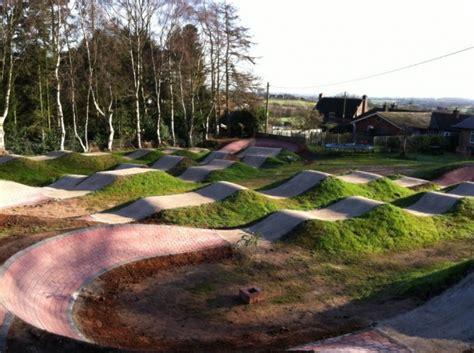 Backyard Bmx Tracks by Friday Randoms Backyard Set Up Ride Uk Bmx