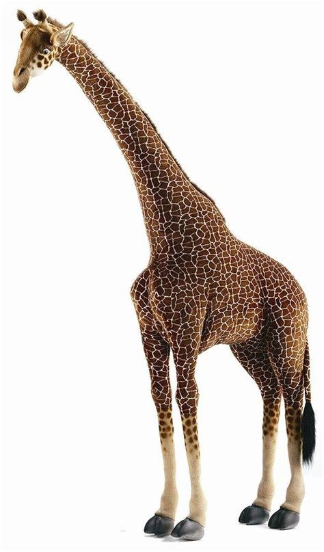 size stuffed animal giraffes for
