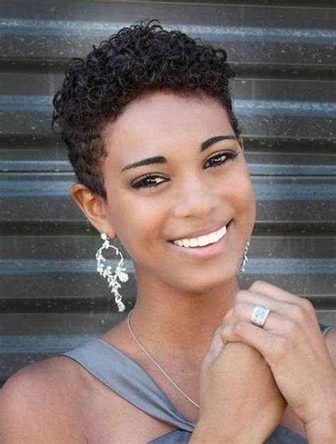 natural hairstyles for black women over 59 50 cute short curly hairstyles for black woman short
