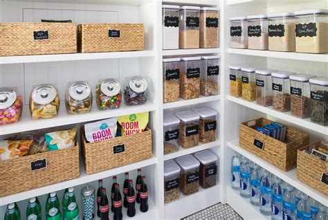 organization store 5 steps to an organized pantry with neat method and the