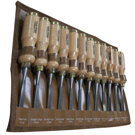 professional pc wood carving chisel set tools