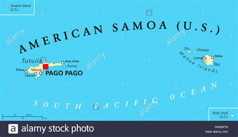 map of american samoa islands american samoa political map with capital pago pago is an