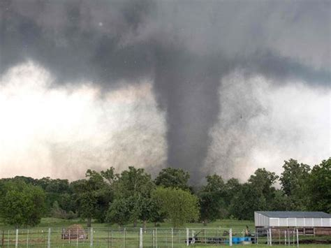 More storms ahead after deadly tornadoes rake Oklahoma