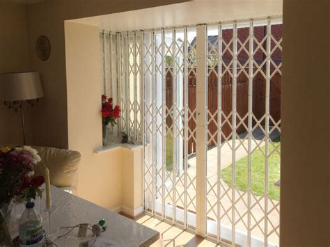 Patio Door Grilles Security Grilles Specialists And Uk Safeguard Security