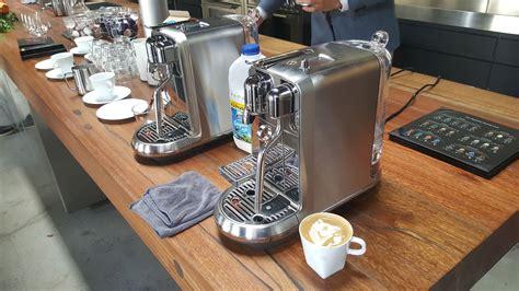 Nespresso's New Creatista Machine Can Texturise Milk For Better Tasting Coffee   Lifehacker
