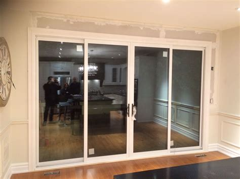 Contemporary Patio Doors Modern Exterior Oversized Sliding Patio Door By Modern Doors Modern Doors
