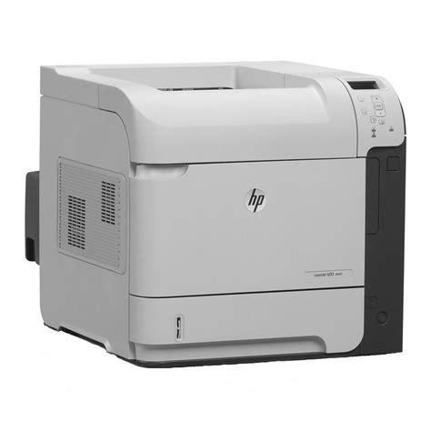 Printer Hp Laserjet Enterprise 600 hp laserjet enterprise 600 printer m601dn review rating