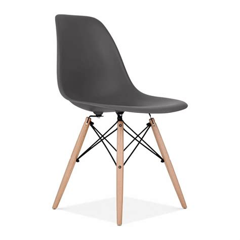eames style chair eames style dsw wood base chair 20 colours available by